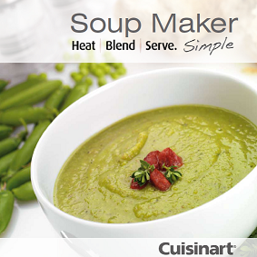 Free Soupmaker Recipe Book